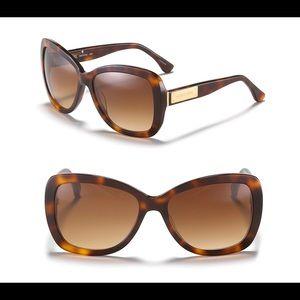 Michael Kors Scarlett tortoise shell sunglasses